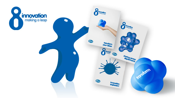 Pfizer Innovation Branding